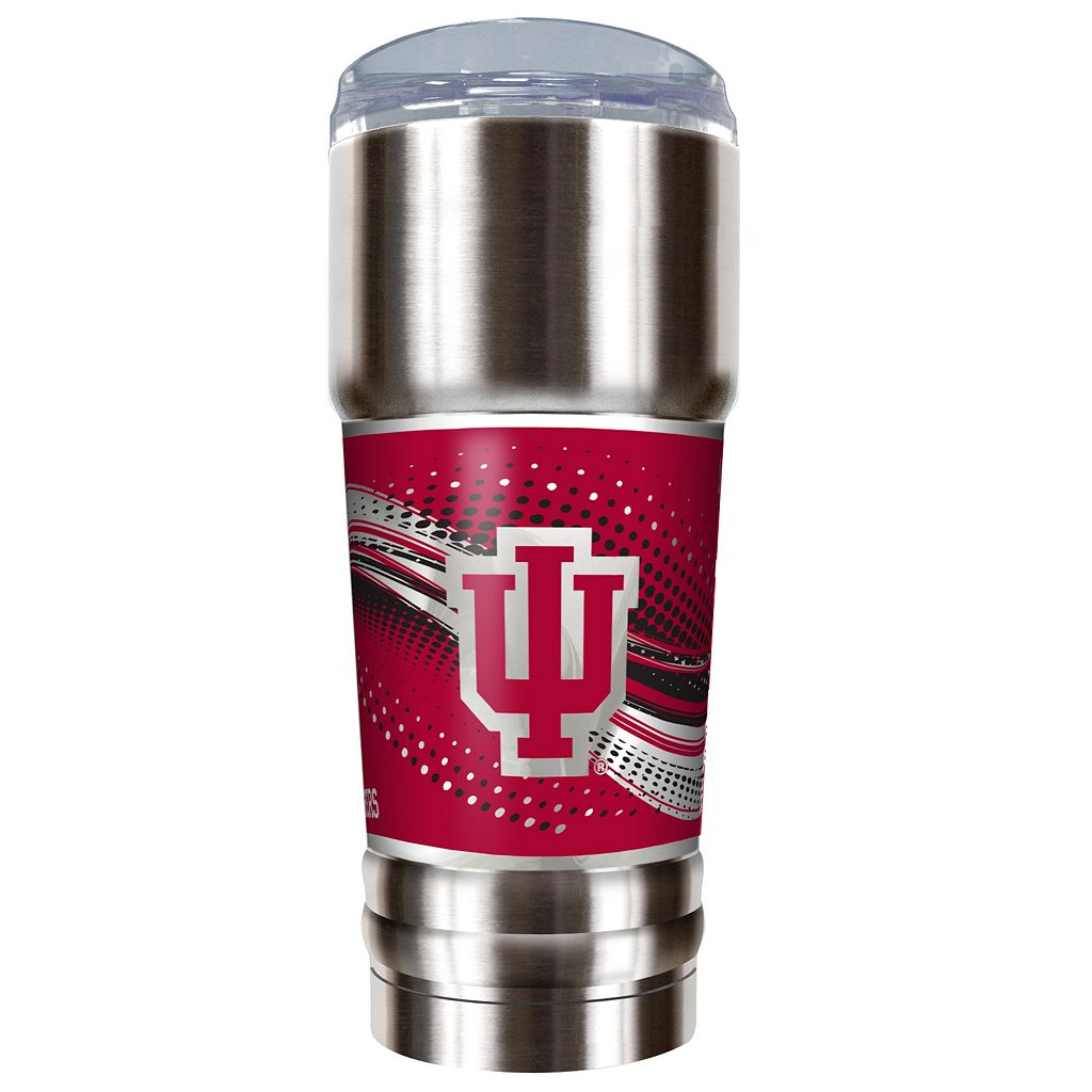 Indiana Hoosiers 32-Ounce Pro Stainless Steel Tumbler