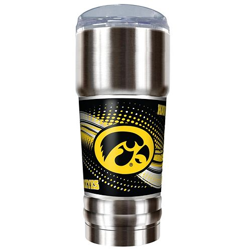 Iowa Hawkeyes 32-Ounce Pro Stainless Steel Tumbler