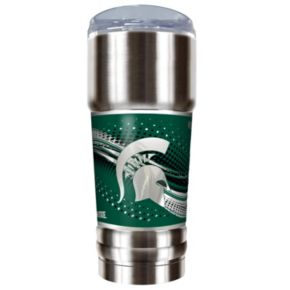 Michigan State Spartans 32-Ounce Pro Stainless Steel Tumbler