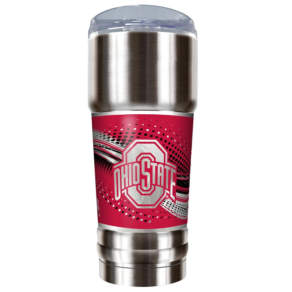 Ohio State Buckeyes 32-Ounce Pro Stainless Steel Tumbler