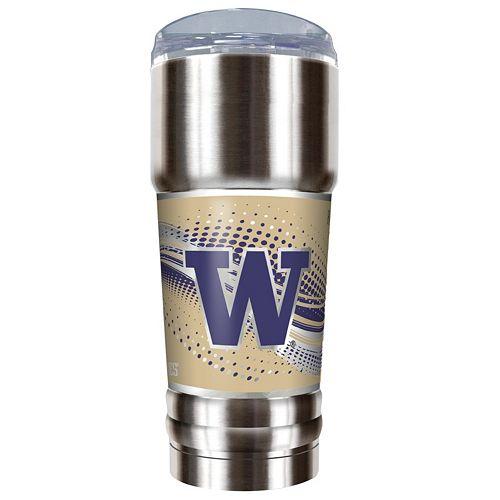 Washington Huskies 32-Ounce Pro Stainless Steel Tumbler
