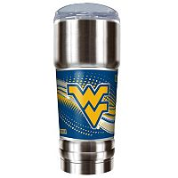 West Virginia Mountaineers 32-Ounce Pro Stainless Steel Tumbler
