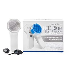 Pulsaderm Acne Treatment Blue LED Light Wand