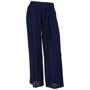 Juniors' IZ Byer California Wide Leg Crepe Pants