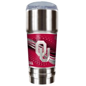 Oklahoma Sooners 32-Ounce Pro Stainless Steel Tumbler