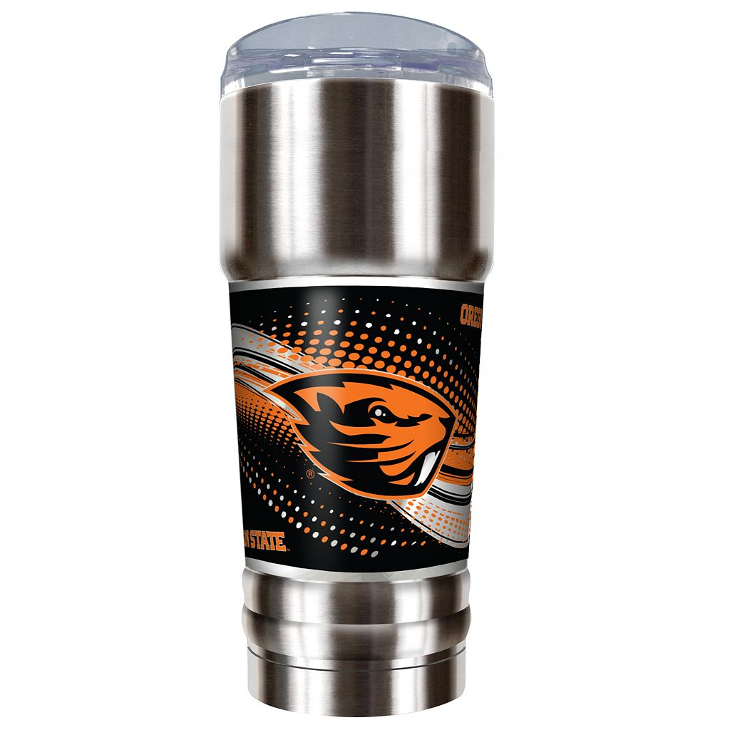 Oregon State Beavers 32-Ounce Pro Stainless Steel Tumbler