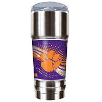 Clemson Tigers 32-Ounce Pro Stainless Steel Tumbler