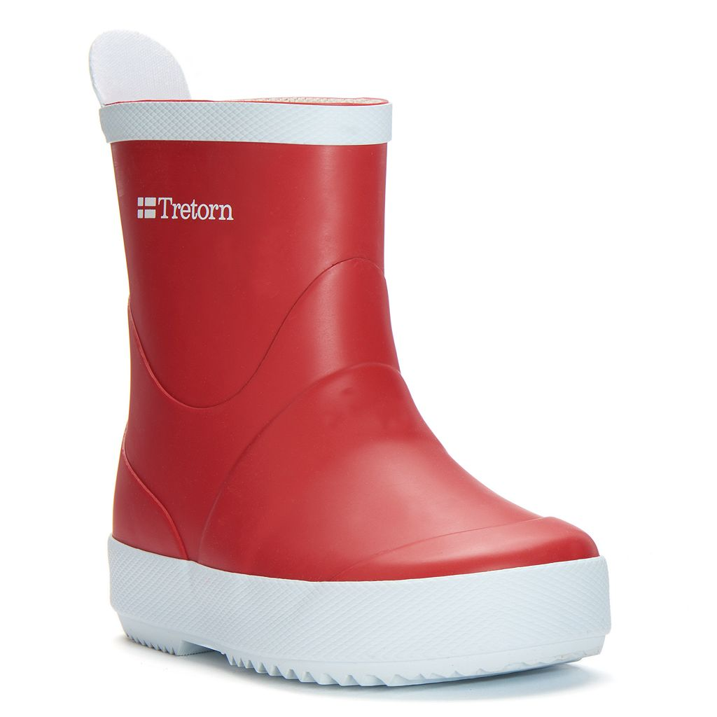Tretorn Wings Toddler Rain Boots