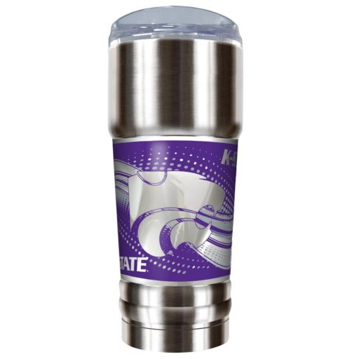 Kansas State Wildcats 32-Ounce Pro Stainless Steel Tumbler