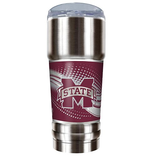 Mississippi State Bulldogs 32-Ounce Pro Stainless Steel Tumbler