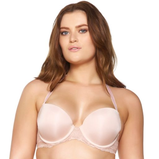 Paramour by Felina Bras: Lou Lou Seamless Convertible Push-Up Bra 155027