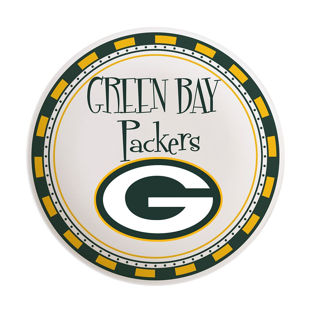 Green Bay Packers Wordmark Plate
