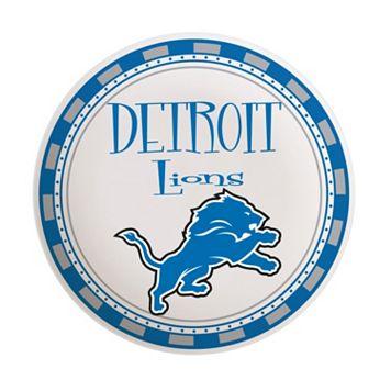 Detroit Lions Wordmark Plate
