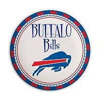 Buffalo Bills Wordmark Plate