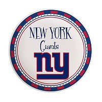 New York Giants Wordmark Plate