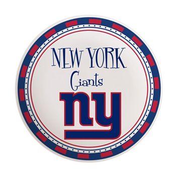 New York Giants Wordmark Plate