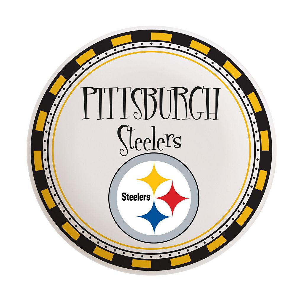 Pittsburgh Steelers Wordmark Plate