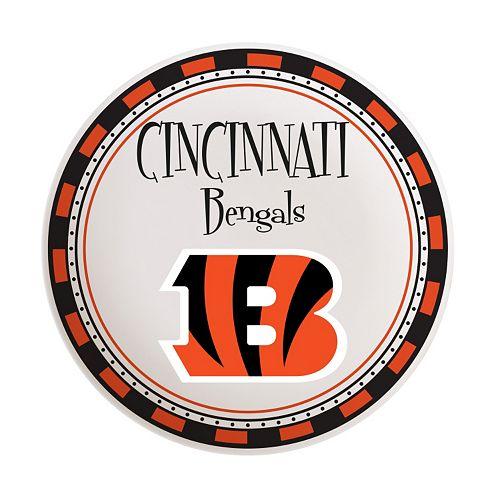 Cincinnati Bengals Wordmark Plate