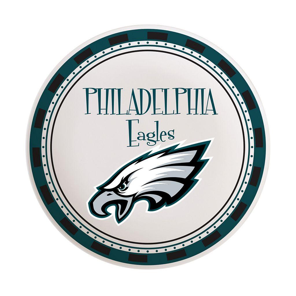 Philadelphia Eagles Wordmark Plate