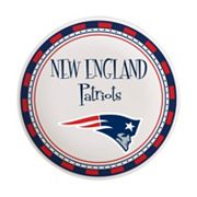 New EnglandPatriots Wordmark Plate