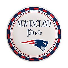 New England Patriots Wordmark Plate