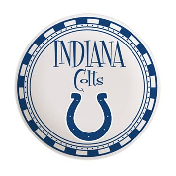 Indianapolis Colts Wordmark Plate