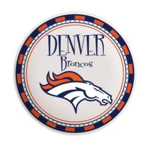 Denver Broncos Wordmark Plate