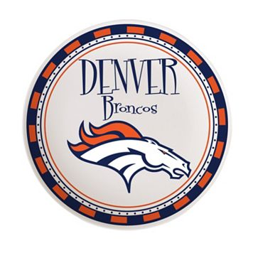 Denver Broncos Wordmark Plate