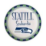 Seattle Seahawks Wordmark Plate