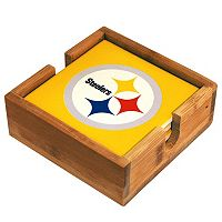 Pittsburgh Steelers Ceramic Coaster Set