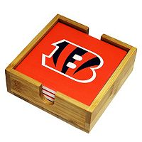 Cincinnati Bengals Ceramic Coaster Set