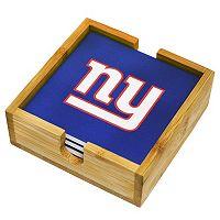 New York Giants Ceramic Coaster Set