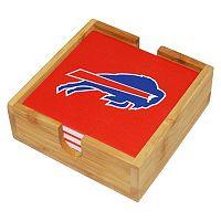 Buffalo Bills Ceramic Coaster Set