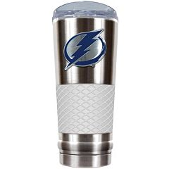 Tampa Bay Lightning 24-Ounce Draft Stainless Steel Tumbler