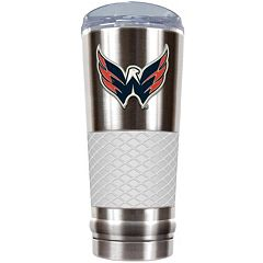 Washington Capitals 24-Ounce Draft Stainless Steel Tumbler