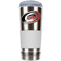 Carolina Hurricanes 24-Ounce Draft Stainless Steel Tumbler