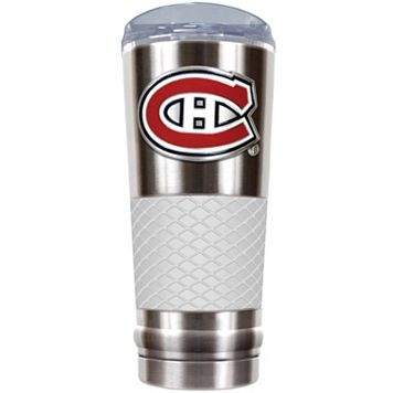 Montreal Canadiens 24-Ounce Draft Stainless Steel Tumbler