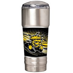 Wichita State Shockers 32-Ounce Pro Stainless Steel Tumbler