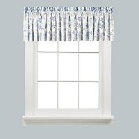 Saturday Knight, Ltd. Snow Flurries Valance