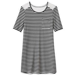 Girls Plus Size Mudd® Crochet Swing T-Shirt Dress