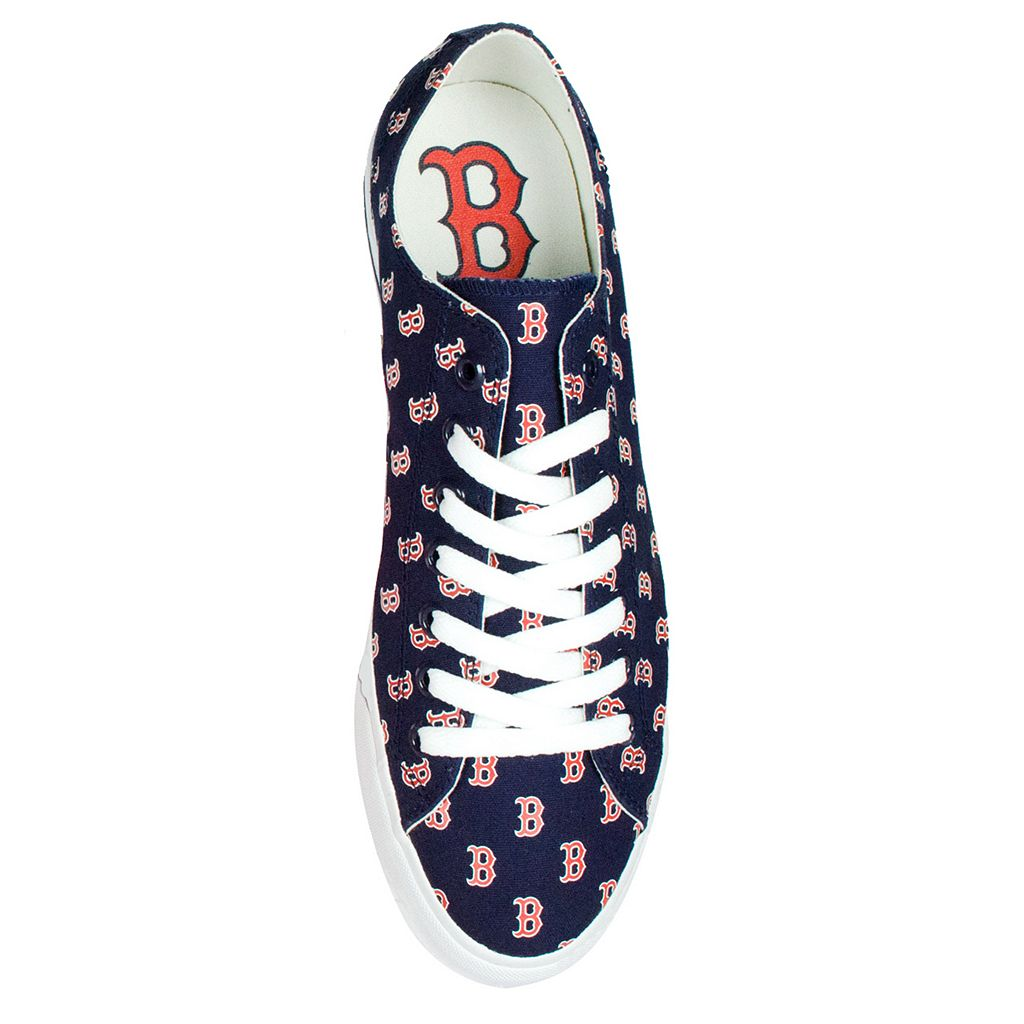 Adult Row One Boston Red Sox Victory Sneakers