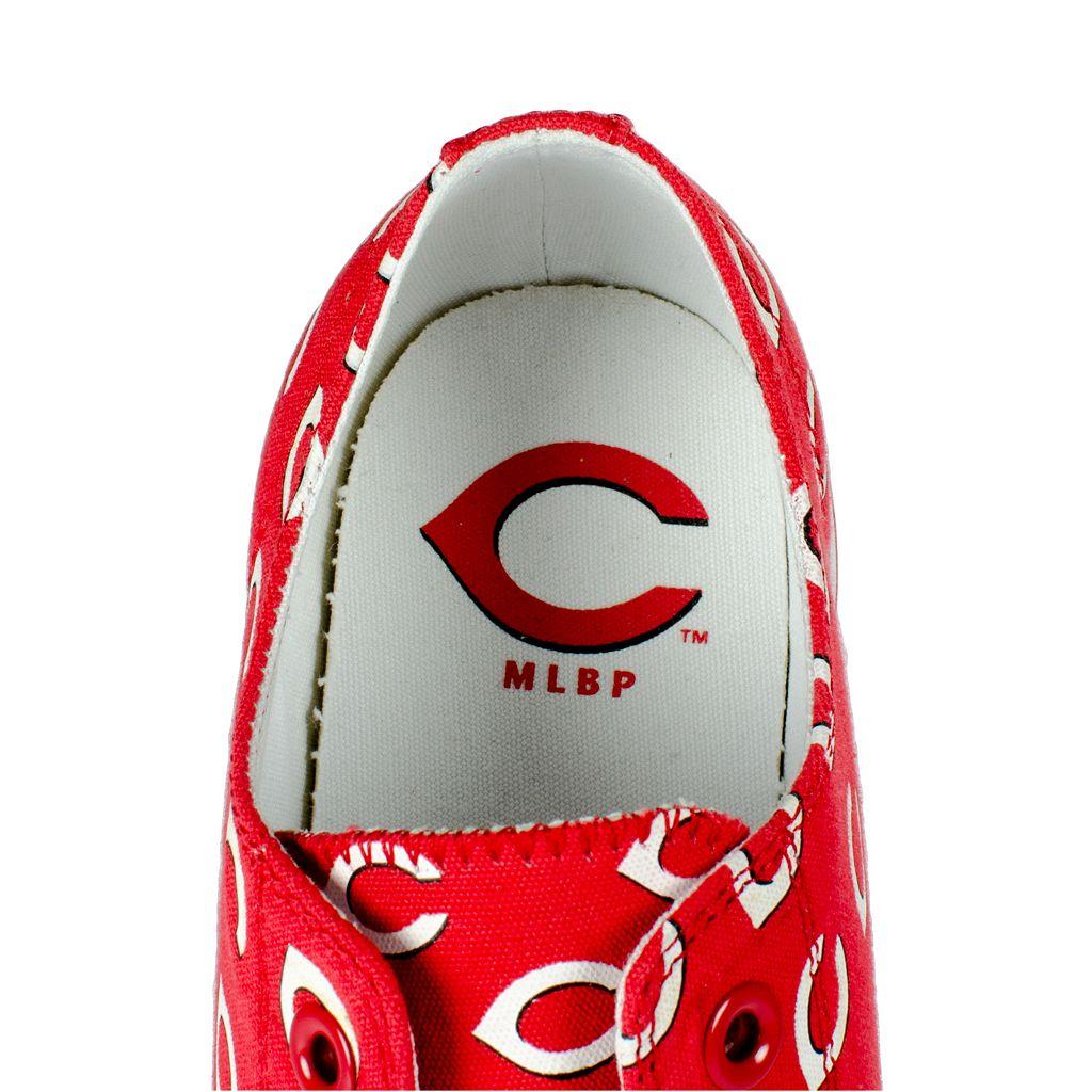 Adult Row One Cincinnati Reds Victory Sneakers
