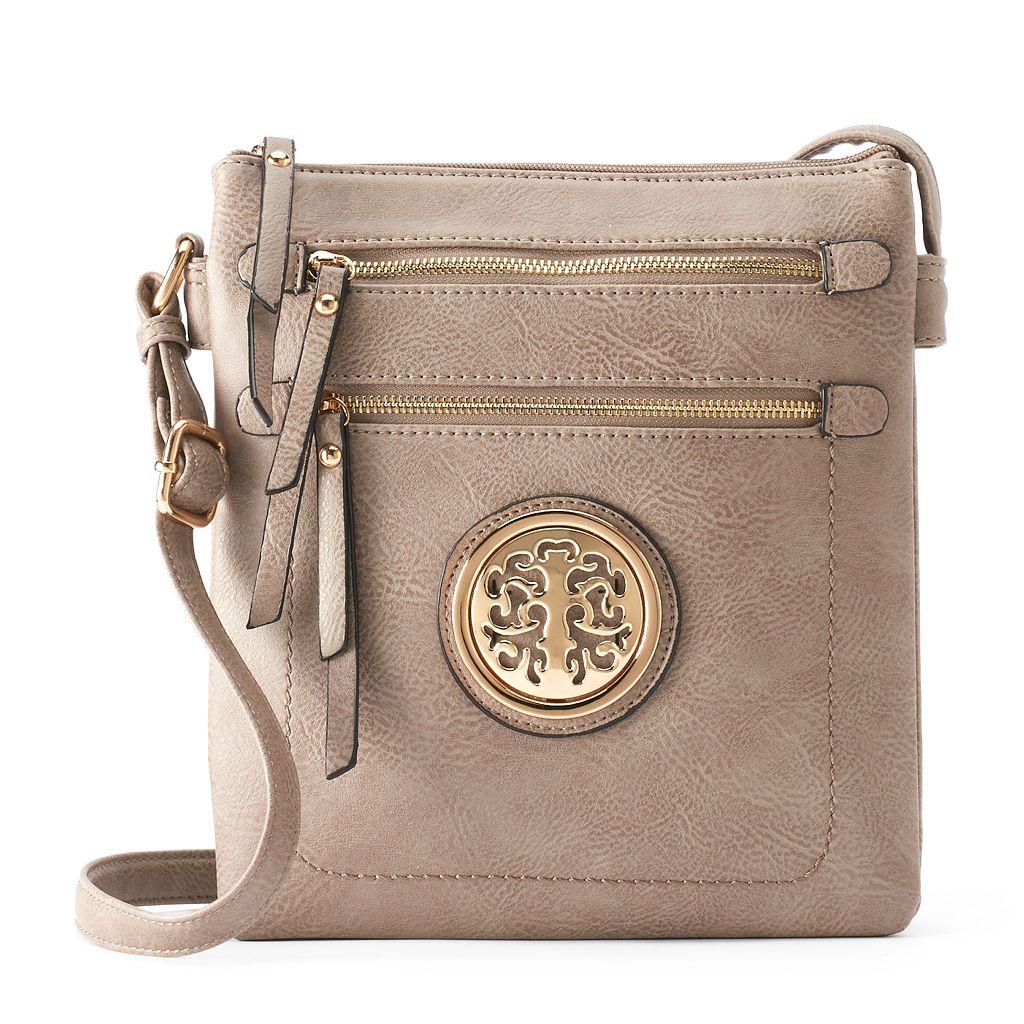 Deluxity Alba Crossbody Bag