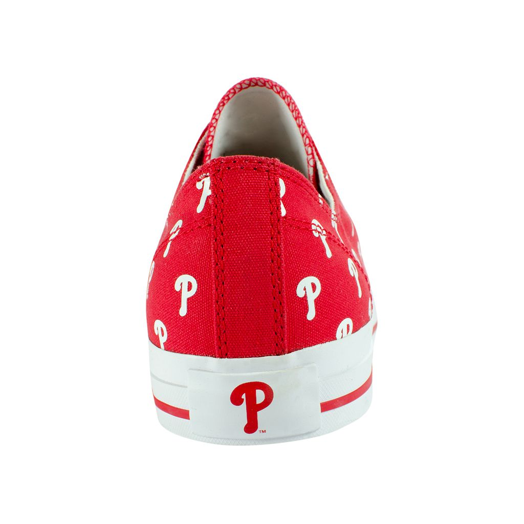Adult Row One Philadelphia Phillies Victory Sneakers