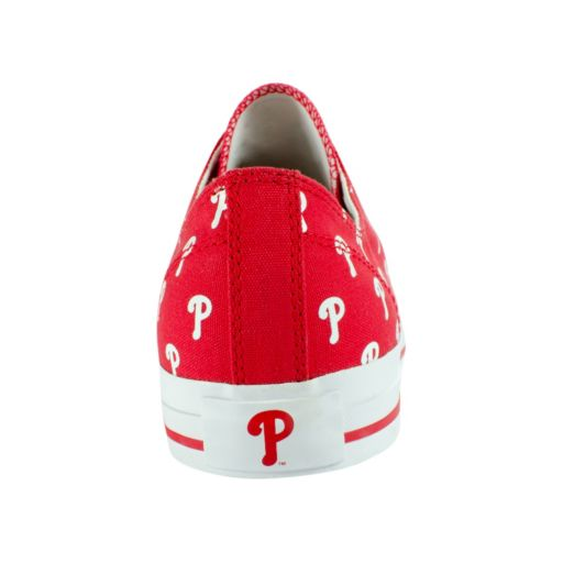 Adult Row One Philadelphia Phillies Victory Sneakers