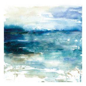 Ocean Break I Canvas Wall Art