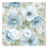 Pastel Garden I Canvas Wall Art