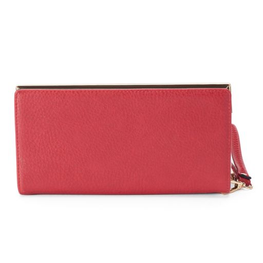 Deluxity Mavis Zip Around Wallet
