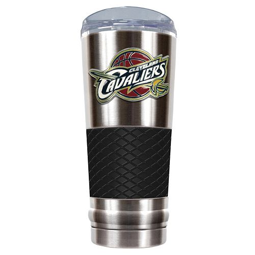 Cleveland Cavaliers 24-Ounce Draft Stainless Steel Tumbler