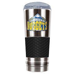 Denver Nuggets 24-Ounce Draft Stainless Steel Tumbler